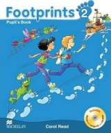 Read Carol Footprints Level 2: Pupil´s Book Pack