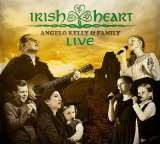 Kelly Angelo & Family - Irish Heart -Dvd+br/Live-