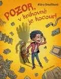 Mladá Fronta Pozor, v knihovně je kocour!
