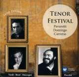 Domingo Placido;Pavarotti Luciano-Tenor Festival
