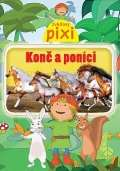 Urania Zvědavý Pixi 2: Koně a poníci - DVD