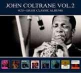 Coltrane John Eight Classic Albums Vol. 2 -Digi-
