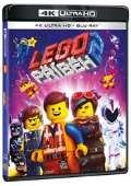 Mitchell Mike Lego příběh 2 (Lego Movie 2) (UHD+BD)