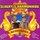 Šlágry s harmonikou Hitparáda 1. - CD
