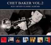 Baker Chet Seven Classic Albums Vol. 2 -Digi-