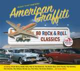 Masters Of Music Music That Inspired American Graffiti - 80 Rock & Roll Classics (3CD)