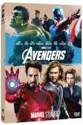 Avengers DVD - edice Marvel 10 let