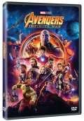 Avengers: Infinity War DVD
