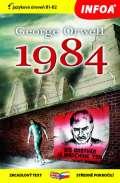 Orwell George 1984 - Zrcadlová četba (B1-B2)