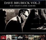 Brubeck Dave - Eight Classic Albums Vol. 2 -Digi-