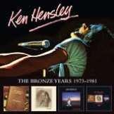 Hensley Ken Bronze Years 1973-1981 (Box 3CD+DVD)