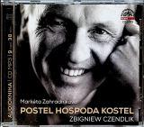 Czendlik Zbigniew Postel, hospoda, kostel
