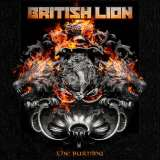 British Lion - Burning (black Vinyl)