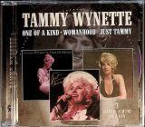 Wynette Tammy-One Of A Kind / Womanhood / Just Tammy