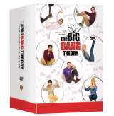 Magic Box Teorie velkého třesku kolekce 1.-12.série 36 DVD