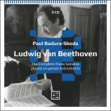 Beethoven Ludwig Van - Complete Piano Sonatas Played on Period Instruments (Box 9CD)