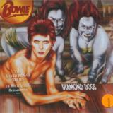 Bowie David Diamond Dogs