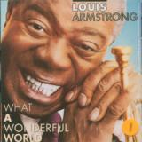 Armstrong Louis What A Wonderful World