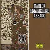 Mahler Gustav 10 Symphonies