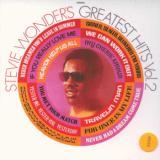 Wonder Stevie Greatest Hits 2 - Remastered