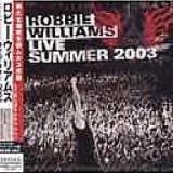 Williams Robbie Live At Knebworth