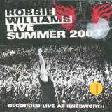 Williams Robbie Live summer 2003