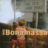 Bonamassa Joe So, It's Like That