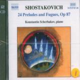 Naxos 24 Preludes & Fugues, Op. 87