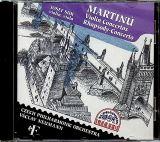 Martinů Bohuslav Koncert pro housle č. 1, 2; Rapsodie pro violu