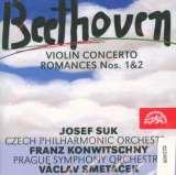 Beethoven Ludwig Van Violin Concerto Romances Nos. 1 & 2