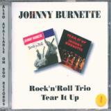 Burnette Johnny Rock 'n' Roll Trio Tear It Up
