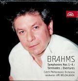Brahms Johannes Symfonie č. 1 - 4